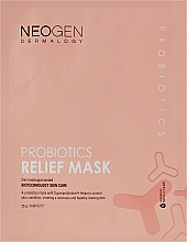 Voňavky, Parfémy, kozmetika Regeneračná maska s probiotikami - Neogen Dermalogy Probiotics Relief Mask