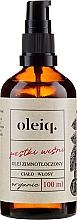 Voňavky, Parfémy, kozmetika Olej z višňových jadier na telo a vlasy - Oleiq Cherry Hair And Body Oil