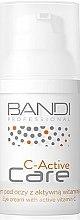 Voňavky, Parfémy, kozmetika Krém na pokožku okolo očí s aktívnym vitamínom C - Bandi Professional C-Active Eye Cream With Active Vitamin C