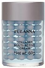 Voňavky, Parfémy, kozmetika Multiaktívny kolagénový krém na tvár - Pulanna Collagen Multi-Active Cream