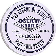 Voňavky, Parfémy, kozmetika Neparfumované bambucké maslo 100 % - Institut Karite Fragrance-free Shea Butter