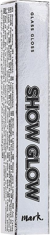 Holografický lesk na pery - Avon Mark Show Glow Holochrome Lip Glow