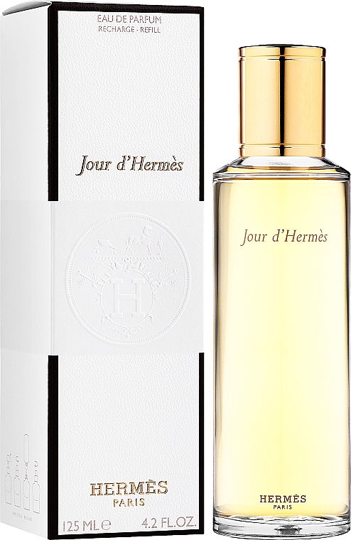Hermès Jour d'Hermès - Parfumovaná voda (náhradná náplň) — Obrázky N1