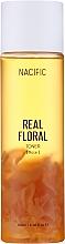 Voňavky, Parfémy, kozmetika Tonikum na tvár s lupienkami ruží - Nacific Real Floral Rose Toner