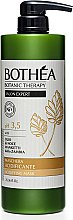 Voňavky, Parfémy, kozmetika Oxidačná maska na vlasy na báze orechového oleja Manketti - Bothea Botanic Therapy Acidifying Mask pH 3.5