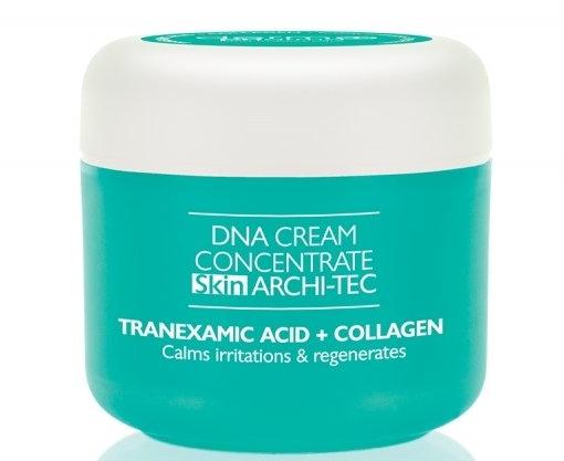 Koncentrovaný krém na tvár, krk a dekolt - Dermo Pharma Cream Skin Archi-Tec Tranexamic Acid + Collagen