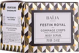 Voňavky, Parfémy, kozmetika Scrub na telo - Baija Festin Royal Body Scrub