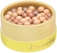 Voňavky, Parfémy, kozmetika Bronzujúci prášok v guličkách - Dermacol Beauty Powder Pearls Bronzing