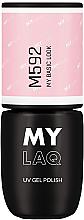 Voňavky, Parfémy, kozmetika Hybridný lak na nechty - MylaQ UV Gel Polish
