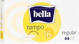 Voňavky, Parfémy, kozmetika Tampóny, 16 ks - Bella Premium Comfort Regular Tampo