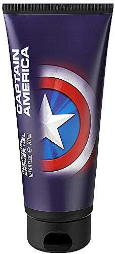 Sprchový gél - Marvel Captain America Shower Gel — Obrázky N1