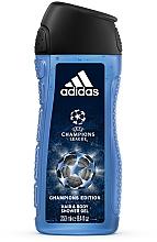 Voňavky, Parfémy, kozmetika Adidas UEFA Champions League Champions Edition - Sprchový gél