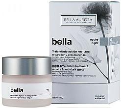Voňavky, Parfémy, kozmetika Nočný krém na tvár - Bella Night-Time Action Treatment Repairs & Anti-Dark Spots