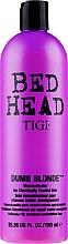 Voňavky, Parfémy, kozmetika Regeneračný kondicionér na poškodené vlasy - Tigi Bed Head Dumb Blonde Conditioner