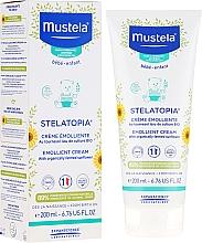Voňavky, Parfémy, kozmetika Krém na suchú a atopickú pokožku - Mustela Stelatopia Emollient Cream With Sunflower