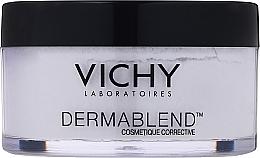 Voňavky, Parfémy, kozmetika Fixačný prášok pre tvár - Vichy Dermablend Setting Powder