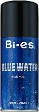 Voňavky, Parfémy, kozmetika Bi-Es Blue Water Men - Dezodorant