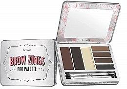 Voňavky, Parfémy, kozmetika Paleta na modelovanie obočia - Benefit Brow Zings Pro Palette