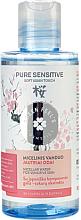 Voňavky, Parfémy, kozmetika Micelárna voda pre citlivú pokožku s extraktom sakury - Green Feel's Pure Sensitive Micellar Water