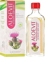 "Voňavky, Parfémy, kozmetika Prostriedok proti vypadávaniu vlasov ""Aloevit"" - Kosmed Aloevit Nourishing & Strengthening"
