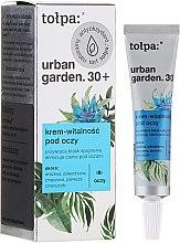 Voňavky, Parfémy, kozmetika Krém pod oči - Tolpa Tolpa Urban Garden 30+ Vitality Under Eye Cream