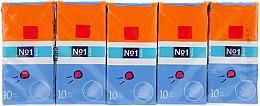 Voňavky, Parfémy, kozmetika Sada kozmetických vreckoviek, 10x10ks - Bella