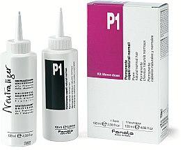 Voňavky, Parfémy, kozmetika Sada pre chemickú onduláciu normálnych vlasov - Fanola P1 Perm Kit for Normal Hair