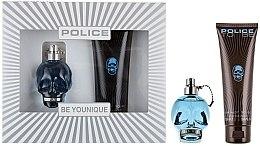 Voňavky, Parfémy, kozmetika Police To Be Men - Sada (edt/40ml + sh/gel/100ml)