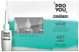 Voňavky, Parfémy, kozmetika Hydratačný booster na vlasy - Revlon Proyou The Moisturizer Booster