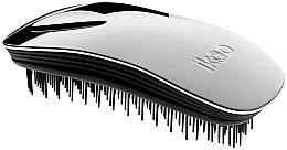 Voňavky, Parfémy, kozmetika Kefa na vlasy - Ikoo Home Metallic Oyster Black