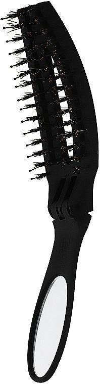 Kefa - Olivia Garden Folding Brush On the Go Smooth&Style — Obrázky N1