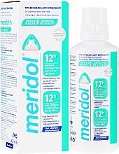 Voňavky, Parfémy, kozmetika Ústna voda proti nepríjemnej vône - Meridol Safe Breath Liquid Mouthwash