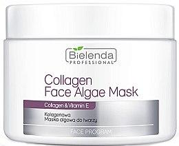 Voňavky, Parfémy, kozmetika Kolagénová maska pre tvár - Bielenda Professional Collagen Face Algae Mask