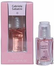Voňavky, Parfémy, kozmetika Gabriela Sabatini Miss Gabriela - Toaletná voda