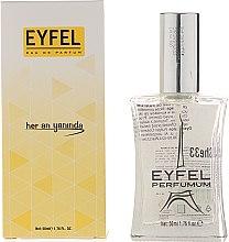 Voňavky, Parfémy, kozmetika Eyfel Perfume She-33 - Parfumovaná voda