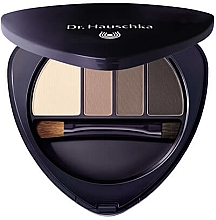Voňavky, Parfémy, kozmetika Paleta na oči a obočie - Dr Hauschka Eye & Brow Palette