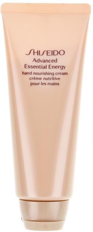 Krém na ruky - Shiseido Advanced Essential Energy Hand Nourishing Cream  — Obrázky N2
