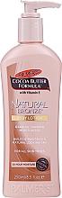 Voňavky, Parfémy, kozmetika Hydratačný lotion na telo - Palmer's Cocoa Butter Formula Natural Bronze Body Lotion