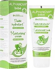 Voňavky, Parfémy, kozmetika Hydratačné tekutiny pre deti - Alphanova Baby Moisturizing Fluid