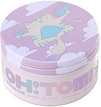 """Voňavky, Parfémy, kozmetika Maslo na telo """"Slnečné svetlo"""" - Oh!Tomi Dreams Sunshine Body Butter"""