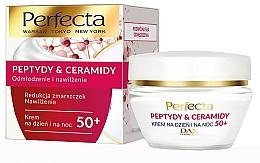 Voňavky, Parfémy, kozmetika Regeneračný krém 50+ - Perfecta Peptydy&Ceramidy