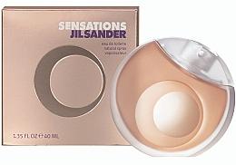 Voňavky, Parfémy, kozmetika Jil Sander Sensations - Toaletná voda
