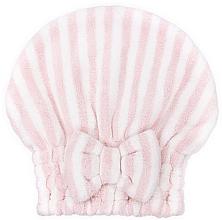 Voňavky, Parfémy, kozmetika Čiapka na vlasy z mikrovlákna, ružová - Trust My Sister Microfiber Pair Cap Pink