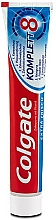 """Voňavky, Parfémy, kozmetika Zubná pasta """"Extra sviežosť"""" - Colgate Toothpaste Complete 8 Extra Fresh"""