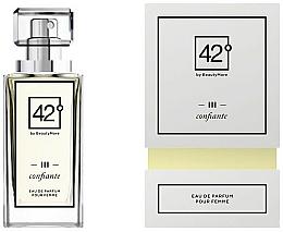 Voňavky, Parfémy, kozmetika 42° by Beauty More III Confiante - Parfumovaná voda