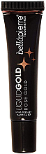 Voňavky, Parfémy, kozmetika Tekutý rozjasňovač na tvár - Bellapierre Cosmetics Liquid Gold Illuminating Fluid