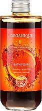 Voňavky, Parfémy, kozmetika Stimulačná pikantná hydratačná pena do kúpeľa - Organique Spicy Therapy