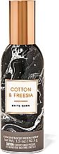 Voňavky, Parfémy, kozmetika Bath and Body Works Cotton Freesia White Barn - Aromatický sprej do domácnosti