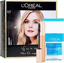 Voňavky, Parfémy, kozmetika Sada - L'Oreal Paris (mascara/6.4ml + remover/125ml)