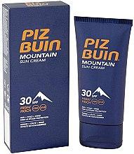 Voňavky, Parfémy, kozmetika Ochranný krém na tvár - Piz Buin Mountain Sun Cream SPF30